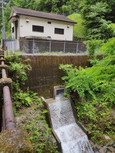 小又川水力発電所